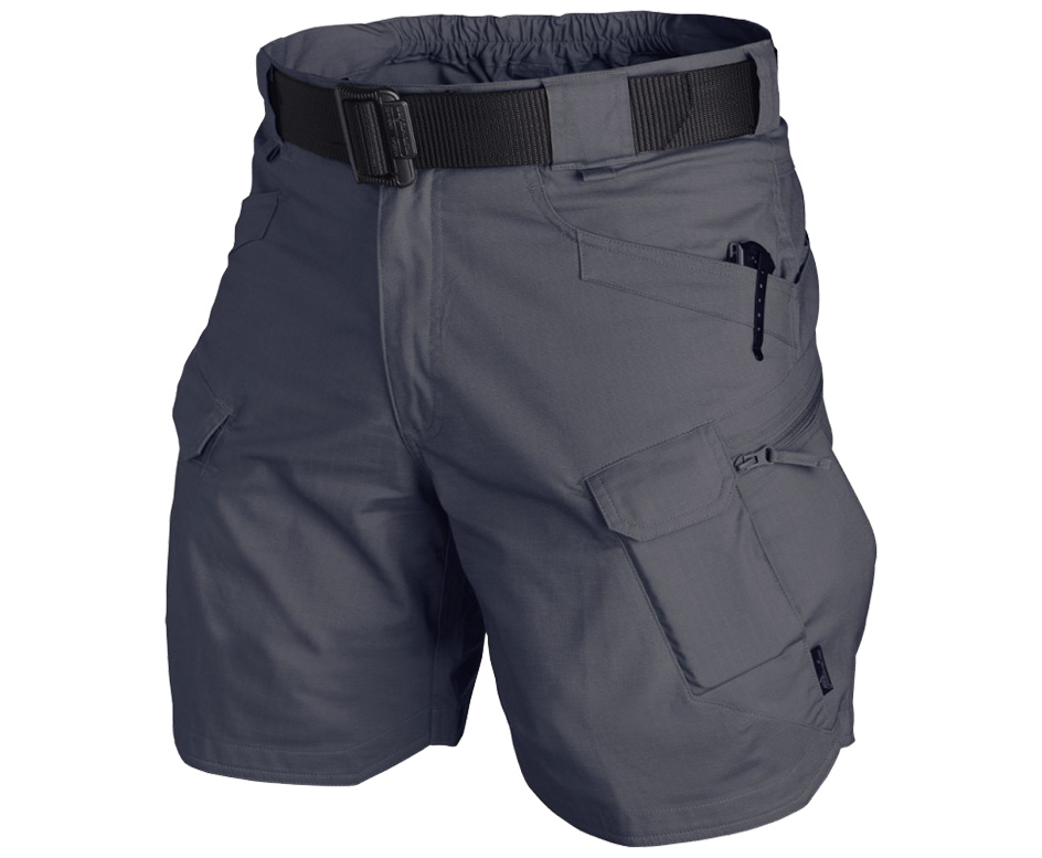 "Helikon UTS Short  8.5"" PolyCotton Ripstop Shadow Grey SP-UTS-PR-35."