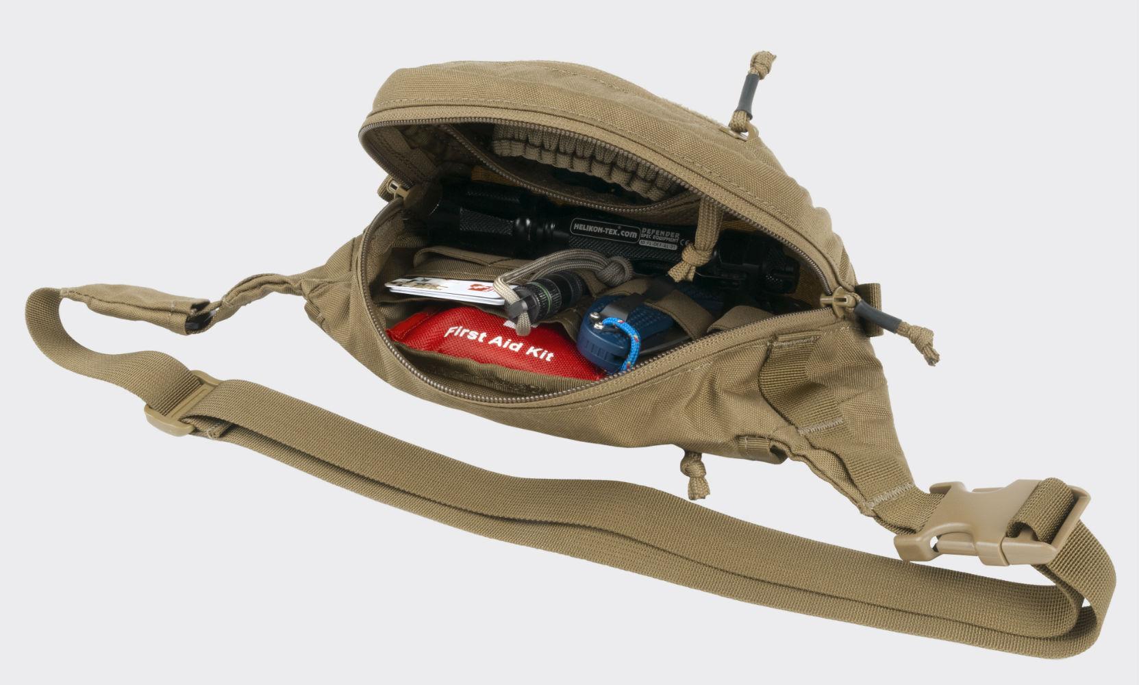 Helikon POSSUM Waist Pack Tasche Hüfttaschen Cordura TB-PSM-CD-34 Multicam.