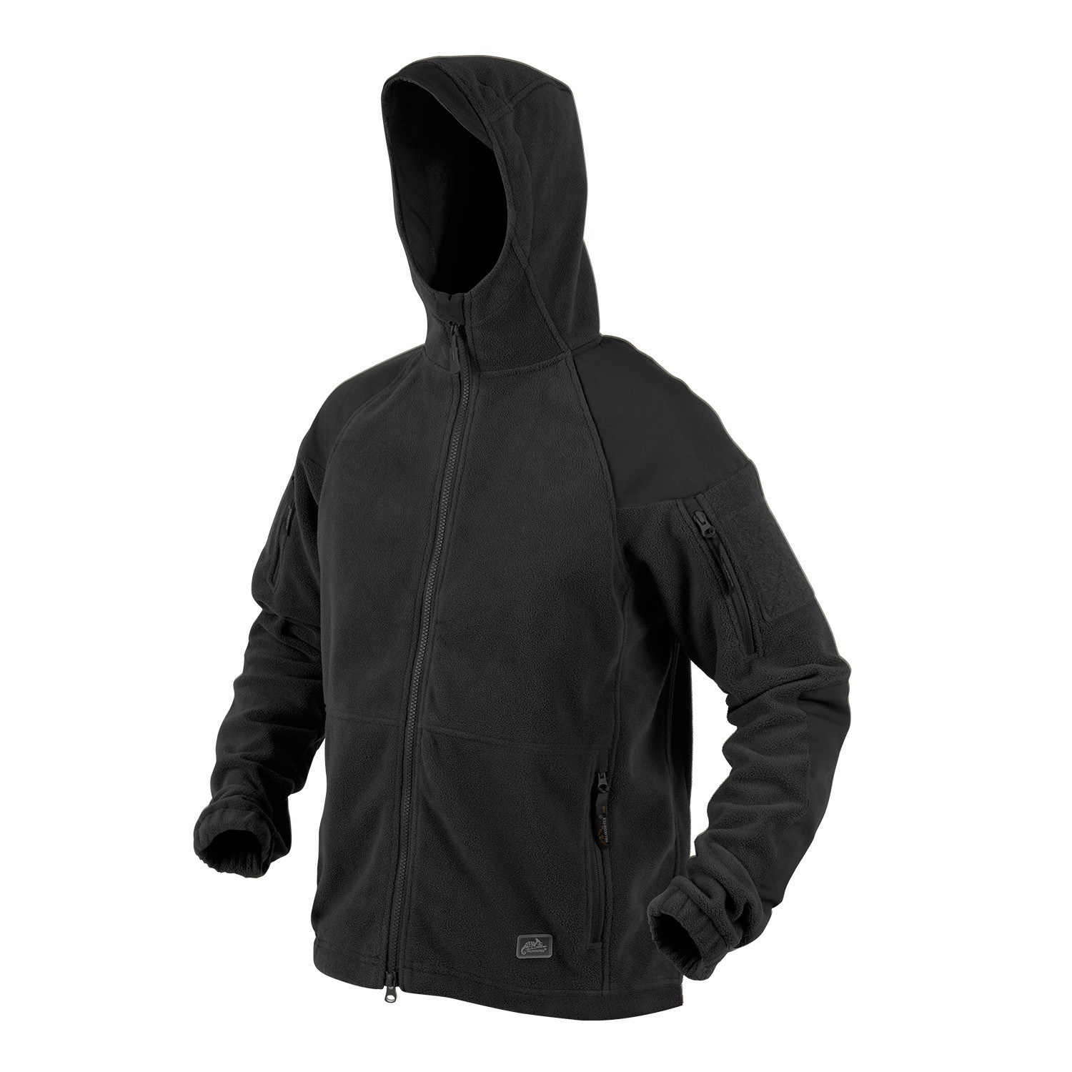 Helikon CUMULUS Jacke Jacket Heavy Fleece Black BL-CMB-HF-01.