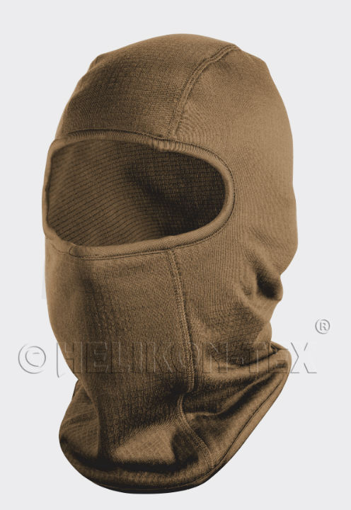 HELIKON-TEX Balaclava ComfortDry COYOTE Ski Mask Cold Weather CZ-KO2-FG-11.