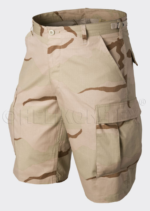 HELIKON-TEX BDU Shorts Cotton Ripstop US Desert Helikon kurz Hose SP-BDK-CR-05.