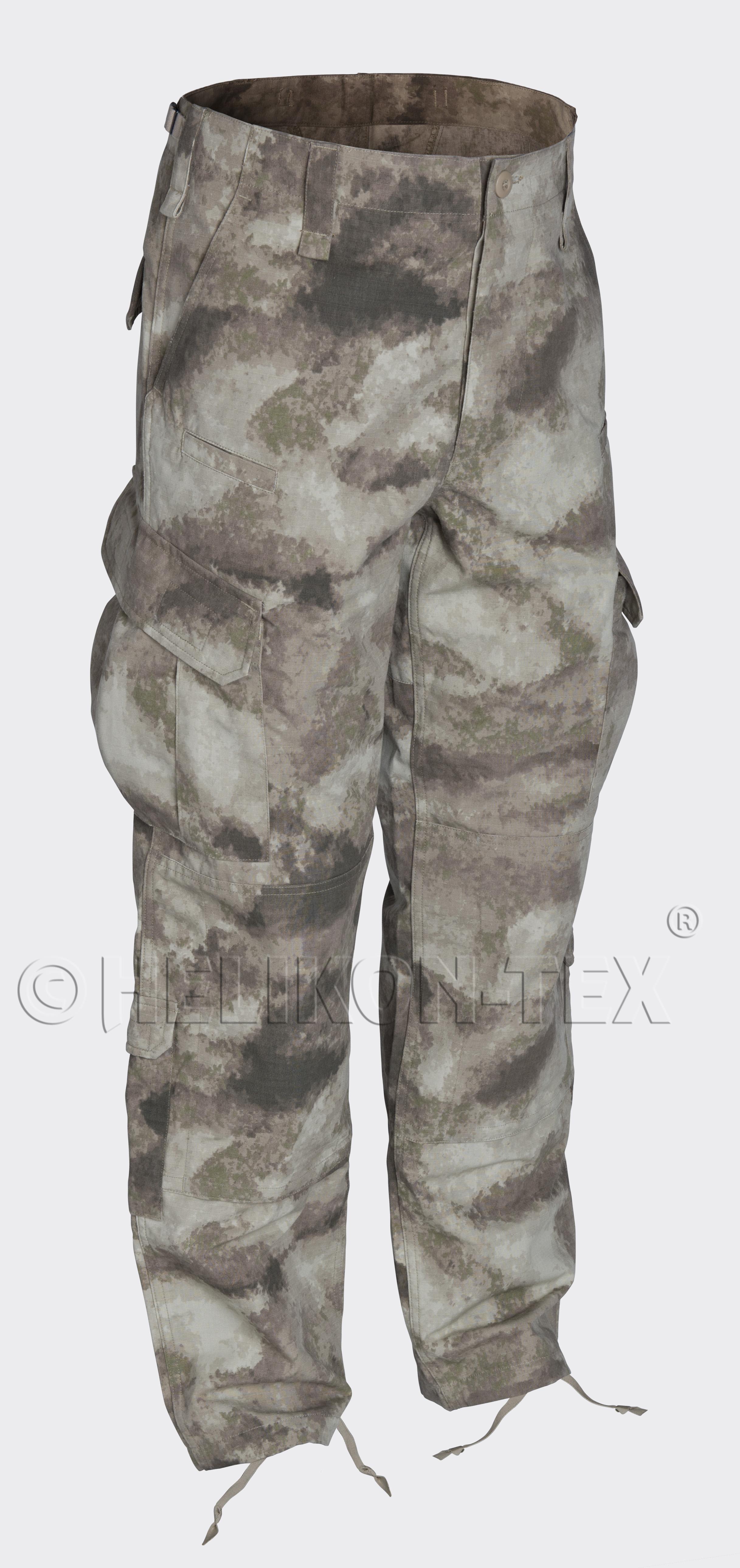 HELIKON-TEX Hose Trousers PolyCotton Ripstop A-TACS® AU SP-CPU-PR-40 Helikon.