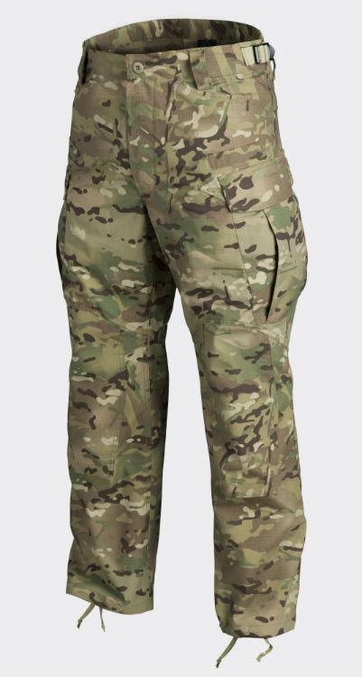 HELIKON-TEX SP-SFU-PR-14 Trousers PolyCotton Ripstop Camogrom Hose Pants Helikon