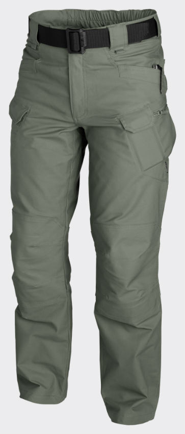 Helikon URBAN TACTICAL PANTS Hose Canvas Olive Drab SP-UTL-CO-32.