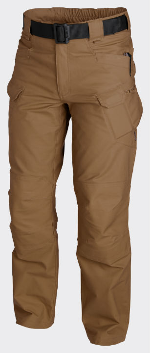 Helikon-Tex URBAN TACTICAL PANTS Mud Brown PolyCotton Ripstop SP-UTL-PR-60.