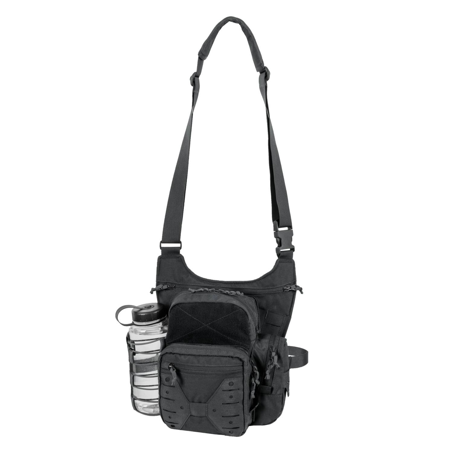 Helikon Tex EDC Side Bag Black Schwarz Cordura Black.