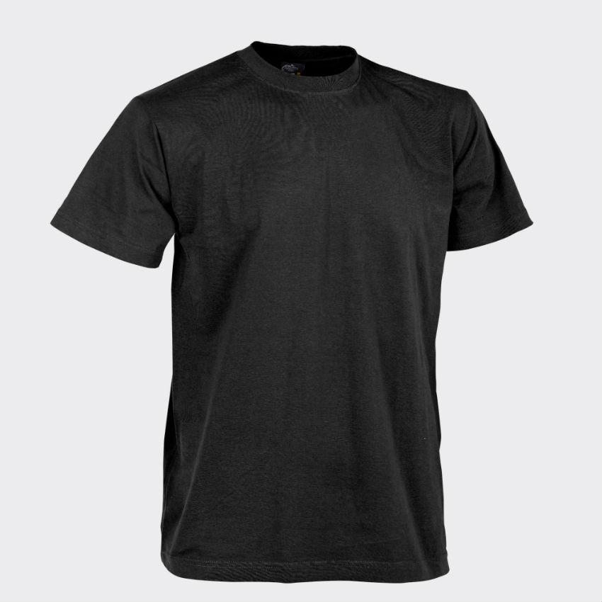 helikon t shirt cotton schwarz black shirt bw bundeswehr ts tsh co 01 ebay. Black Bedroom Furniture Sets. Home Design Ideas