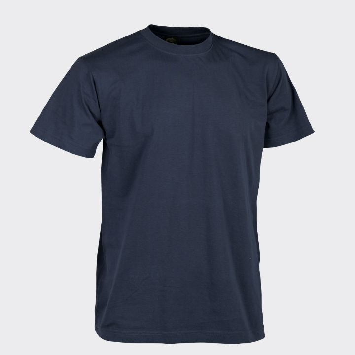 Helikon T-Shirt Cotton NAVY BLUE Shirt  HELIKON-TEX TS-TSH-CO-37.