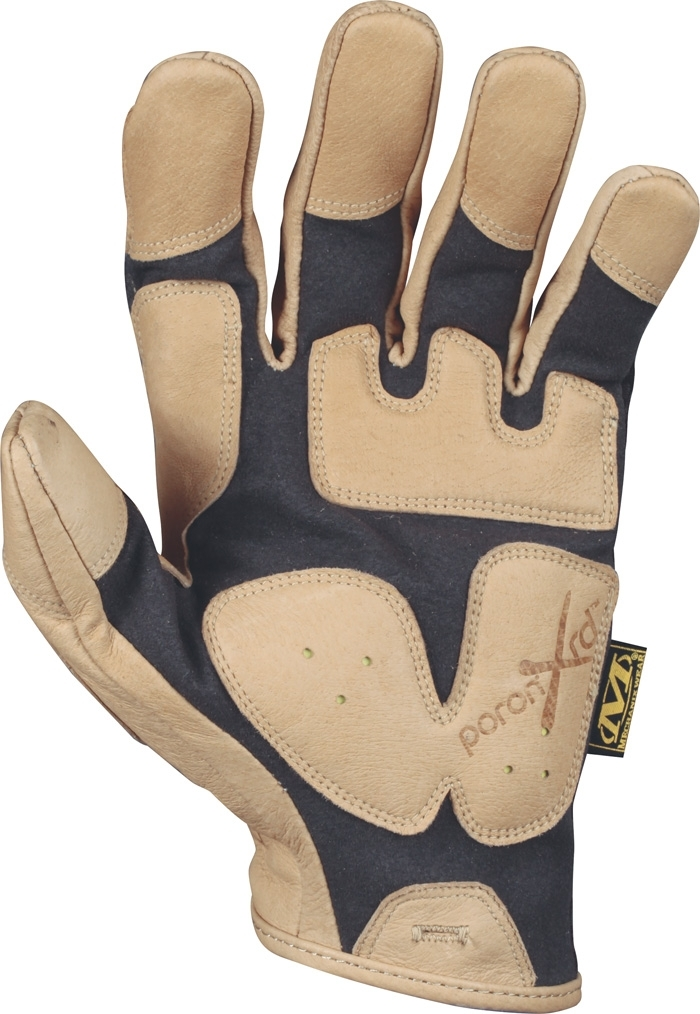 MECHANIX Gloves Handschuhe Mechanix CG Impact Pro Schwarz/Khaki USMC.