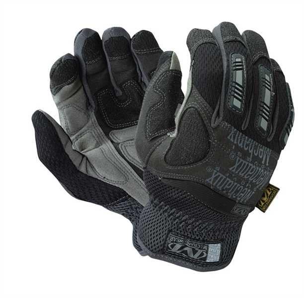 Mechanix Impact Pro Handschuh Gloves Black Schwarz Tactical Taktische BW KSK
