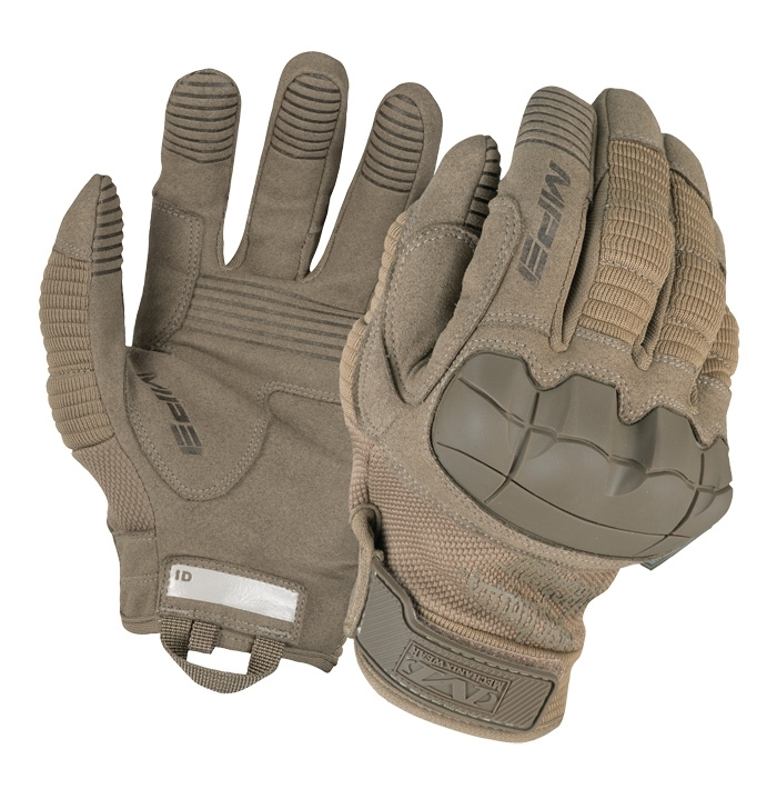 Mechanix M-Pact 3 COYOTE Handschuhe Gloves Tactical USMC BW.