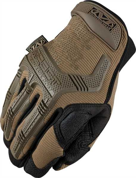 Mechanix Wear M-Pact Handschuhe Gloves Coyote Tactical Taktische TAN USMC Marpat