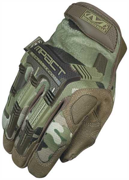 Mechanix Wear M-Pact Handschuhe Gloves Multicam Tactical Taktische ARMY BW.