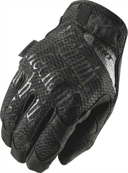 Mechanix Original VENT Handschuhe Gloves Schwarz Tactical Taktische BW KSK SWAT