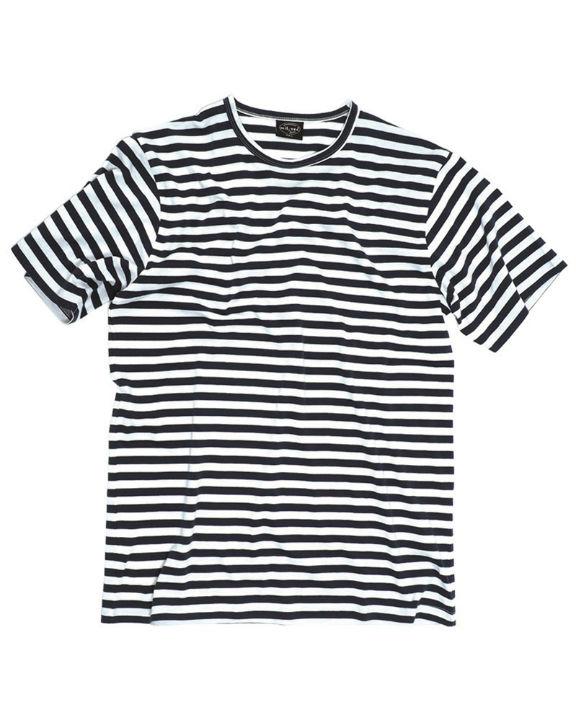 Russisches Marine T-Shirt Shirt Blau-Weiß Gestreift Matrosen Marine.