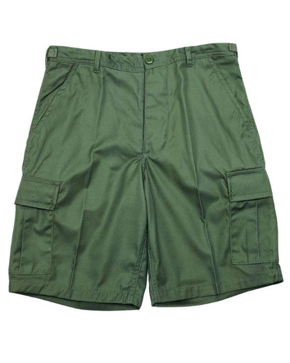 US BDU Shorts BERMUDA Hose kurz Combat Ranger Oliv OLIVE.