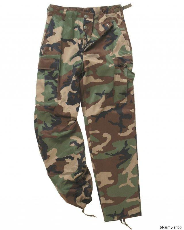 US RANGER HOSE TYP BDU Woodland Pants Arbeitshose Feldhose Trousers.