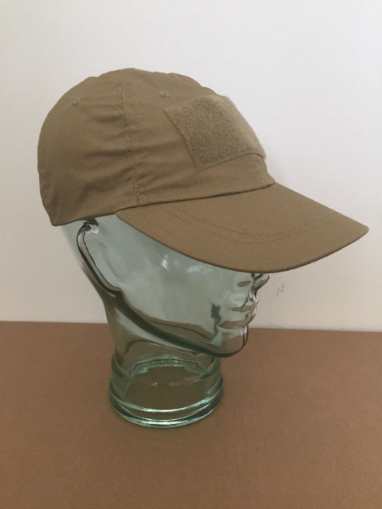Coyote Baseball Tactical Cap COYOTE TACTICAL CAP Mütze USMC. Size:One for all.