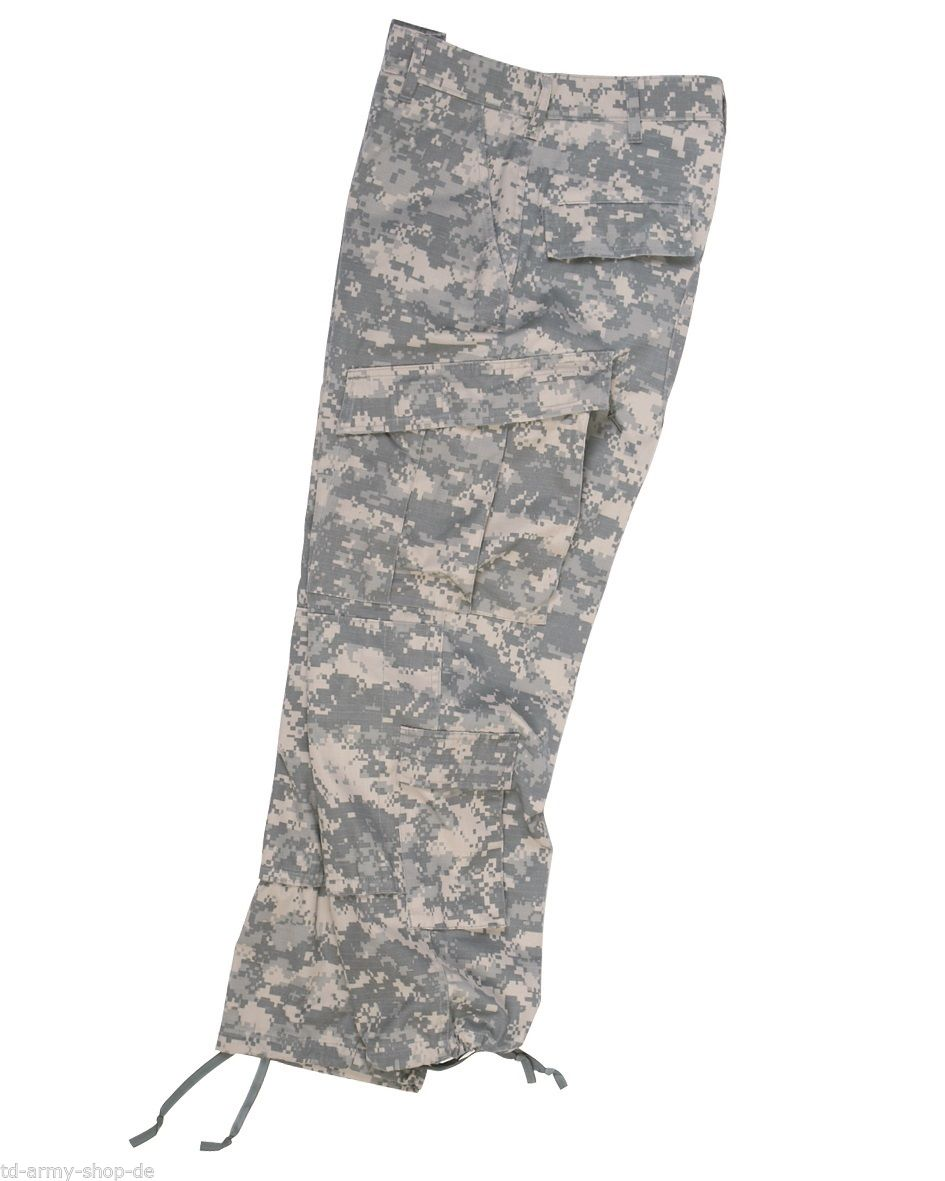 US ACU ARMY FELDHOSE ACU NYCO Ripstop AT-DIGITAL AT Digital UCP Pants.