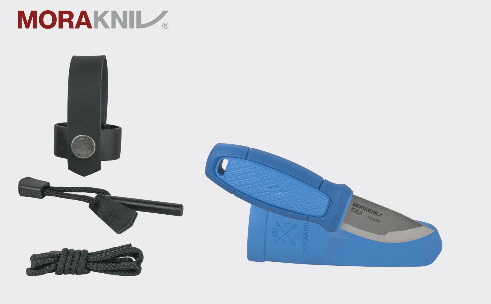 Morakniv Eldris Neck Knife mit Feuerstarter Outdoormesser NZ-ELN-SS-37(ID 12631)