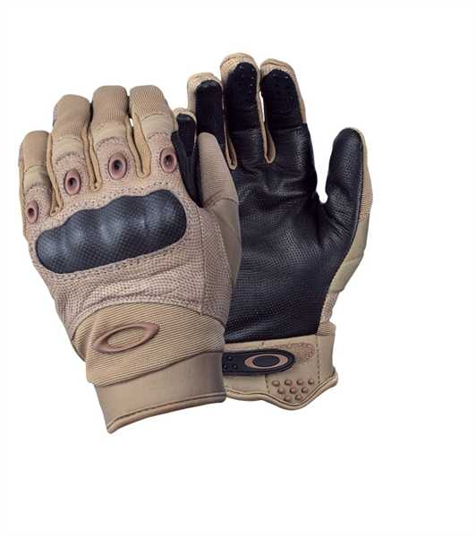 Oakley Factory PILOT SF Special Forces Protection Grip Glove Handschuhe COYOTE.