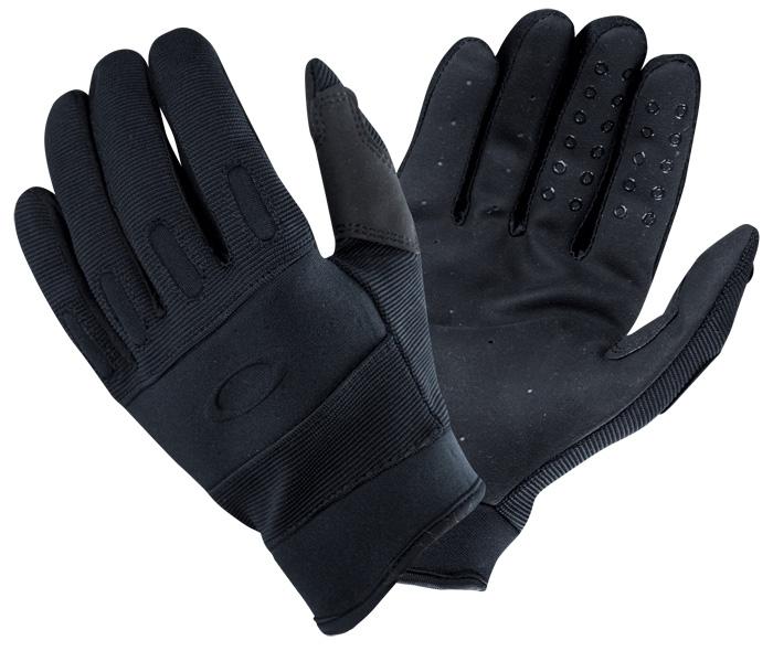 OAKLEY Handschuhe SI Lightweight Glove Schwarz Black BW Oakley.