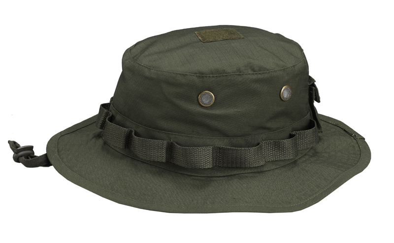 PENTAGON TACTICAL JUNGLE  HAT Boonie O.D. Green Oliv Grün Mütze K13014-06.