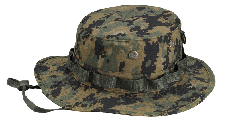 PENTAGON TACTICAL JUNGLE  HAT Boonie MARPAT Mütze K13014-68.