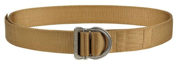 "PENTAGON Tactical OPERATOR Belt Gürtel 1,75"" K17047-03 Coyote."