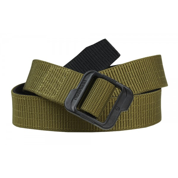 PENTAGON TACTICAL STEALTH DOUBLE DUTY Belt Gürtel K17049-06 BW OLIV.